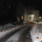 Sainte Marie Among the Hurons – First Light Celebration